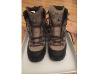 Walking boots - only 3x used