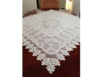 Lace Table Cloth - Square 98cms x 98cms ******NEW*******