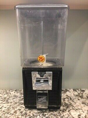 Northwestern Super 60 Gumball Candy Toy Bulk Vending Machine Newest Version