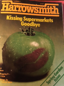 Harrowsmith Magazines - - Issues 1 - 120