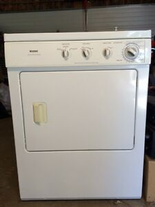 Kenmore Front Load Dryer