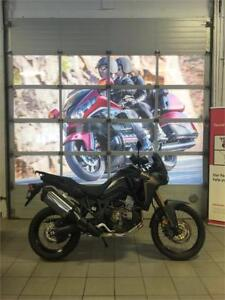 2018 Africa Twin DCT