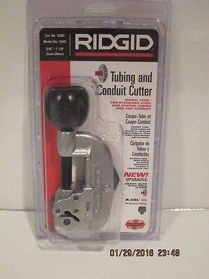Ridgid 15hd 316 To1 18 Quick Acting Tubing Cutter 32925 Free Ship Nisp
