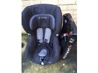 Axiss swivel toddler car seat Grade 1 - Very Good Condition
