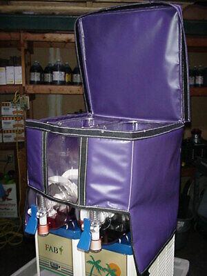 Bunn Margarita Machine Cool Cover Bunn Freezing Slushies Party Drinks Carpigiani