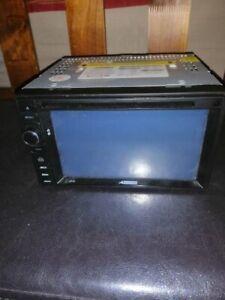 Mongoose Navman Dvd CD SD card radio USB touchscreen