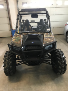 Polaris RZR S 800, like new must see