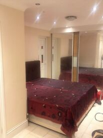 Studio cum Ensuite room in Hounslow West for £125 p/w suitable for Vegetarian professional Girl