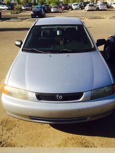 1998 Mazda MAZDASPEED Protege Lx Sedan