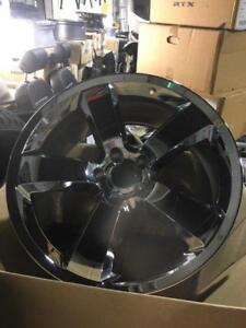 """20"""" Dodge Charger, Chrysler 300 Chome wheels"""