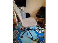 Swivel chair (IKEA) - like new