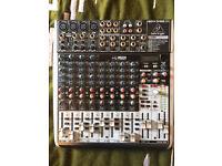 Behringer QX1622 USB Xenyx Mixer