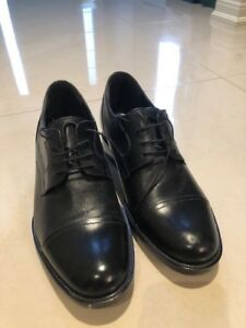 Brand New All Leather Men's Dress Shoes