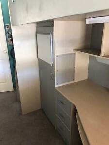 Odyssey Spacer Saver Loft Bed Stoneville Mundaring Area Preview