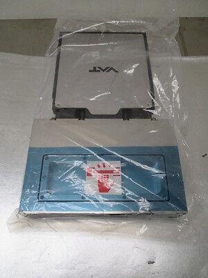 VAT 02009-BE24-0001 Rectangular Gate Valve, PM, ISO, F02-60492/0023