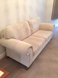 Large Three Seat Sofa