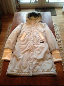 Roxy Quicksilver girls/ladies' coat, size 10