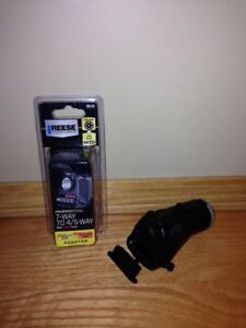 """""""Reese"""" 'Towpower' 7-way to 4/5-way trailer adapter … BRAND NEW!"""