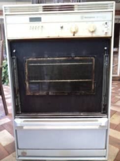 *FREE .. FREE* - WESTINGHOUSE SILHOUETTE SERIES LP GAS WALL OVEN Busselton Busselton Area Preview