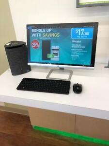 NEW HP WAVE BUNDLE WITH MONITOR