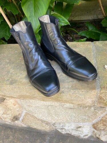 Parlanti Womens Z1 Paddock Boots BLACK 39