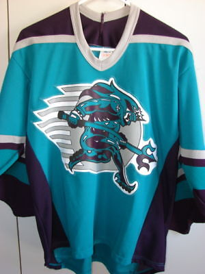 Tampa Bay Tritons Roller Hockey Intl  Youth Xl Ccm Nwot
