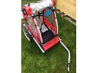 Halford Kids bike trailer