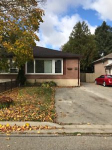 Renovated 3BR House upper Portion in Aurora available immedi