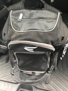 Easton Baseball Bag - backpack style (black)