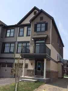 Brand New 2 Bedroom End Unit Avenue Town in Kanata
