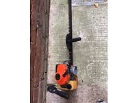 Just serviced Echo petrol hedge trimmer
