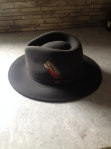 NEW MEN'S FEDORA HAT