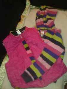 Gymboree fall/ winter vest and hoodie London Ontario image 1