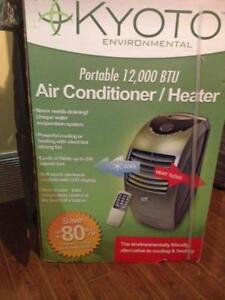 Kyoto BRAND NEW - Air Conditioner & Heater - 12,000 BTU