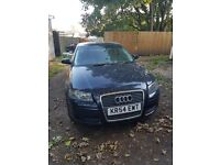 Audi A3 Starts & Drive perfectly with M.O.T