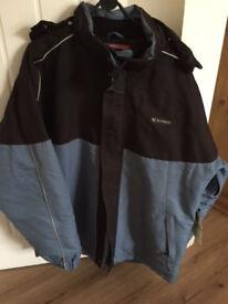 Ski Jacket Mens Size L