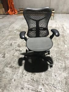 Herman Miller Mirra chairs in excellent condition $349.99