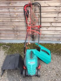 Bosh Rotak 32 lawn mower