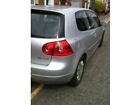 VW Golf 2.0 GT TDI, Silver, 147K, Needs TLC