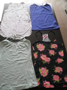 XS  Tops and Pants  $2 each