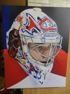 BIG CANVAS PRINTS -CAREY PRICE AUSTON MATTHEWS SIDNEY CROSBY ++