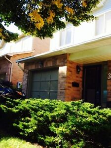 Furn & Inclusive 3 Bdrm Town Home Rental Dundas Avail Aug 8