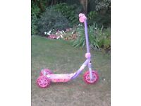 Princess Holly 3 Wheel Scooter for Toddlers / Young Children