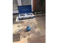 URGENT Gampingaz Stove and Folding Stand £50 ono