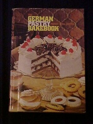 The German Pastry Cookbook, Dutton
