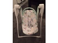 Graco Baby Battery Powered Swing Chair