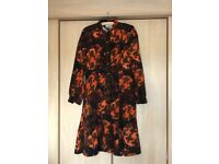 Vintage Ladies Pride dress, size 18