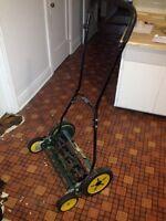 Tondeuse manuelle - Manual Lawnmower