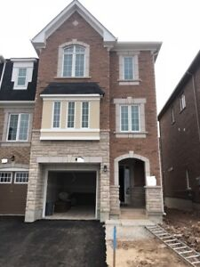 Brand New End Unit Townhouse @ Mount Pleasant Go (like Semi Det)