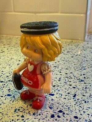 Vintage 1983 Nabisco Brands Oreo Cookie Doll